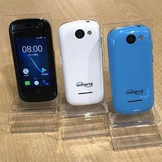 全新 Unihertz Jelly Pro 迷你 卡片 手機 Mini Phone