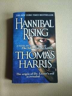 Hannibal Rising - paperback