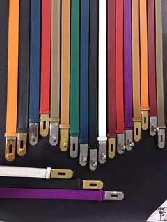 Hermes Kelly belts