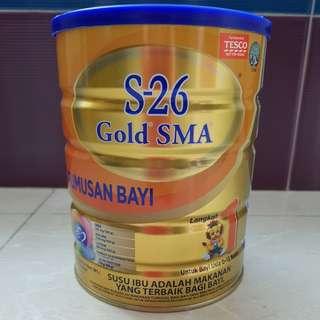 S26 Gold SMA