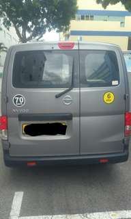 Nissan NV200 1.5 Manual Panel Van