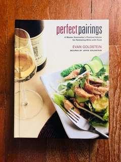 Cook book - Perfect Pairings by Evan Goldstein