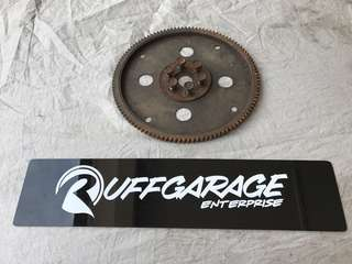 MAZDA B6 AUTO INJECTION FLYWHEEL SET