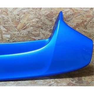 Subaru Impreza Version 7 Zerosports Rear boot spoiler