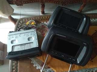 Tv audio cars