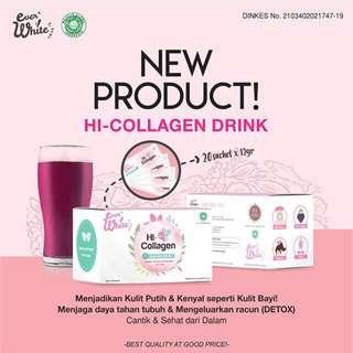 Everwhite hi collagen drink