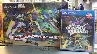 ps4 new gundam breaker中文版