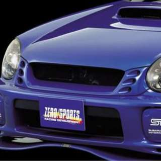 Subaru Impreza Version 7 Zerosports front grill