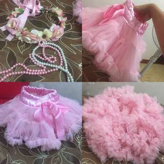 Tutu set for photoshoot