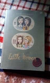 Preloved novel Little Women by Louisa May Alcott