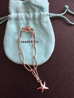 Tiffany and Co Elsa Peretti Star Bracelet