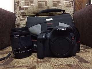 Canon EOS 700D (Rebel T5i)