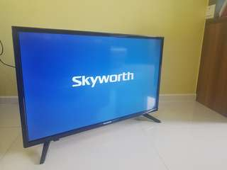 "SKYWORTH 32"" E200 LED TV"