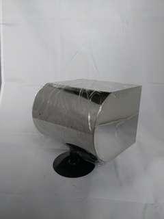 Brand new Toilet Roll Holder stainless steel