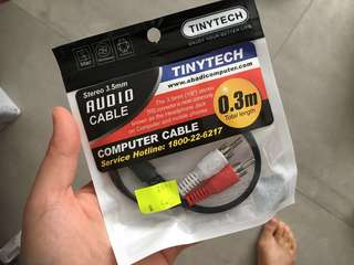 Brand new 3.5mm Audio cable
