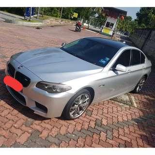 BMW F10 520i AUTO 2013/2014 SAMBUNG BAYAR