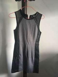 H&M bodycon dress (US 4/EUR 34)