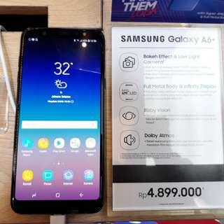 Kredit Samsung A6+ Tanpa Kartu kredit Proses 3 Menit