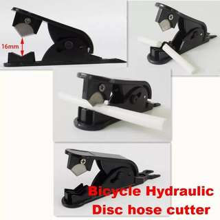 🆕! Hydraulic Brake Hose Cutter Bicycle MTB Escooter  #OK
