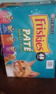 PURINA FRISKIES (FOR CATS)