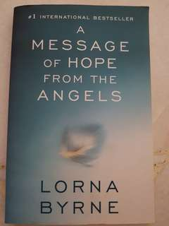 A message of hope from the angels - lorna byrne