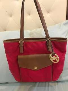 Michael Kors Kempton Nylon Shoulder Bag