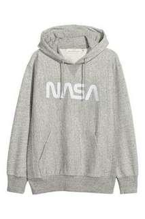 H&M hooded sweater [free ongkir]
