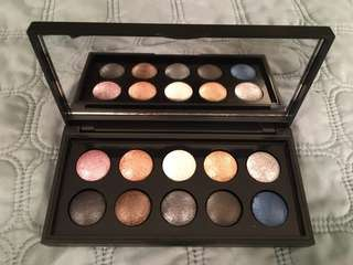 ELF SHIMMERY EYESHADOW PALETTE