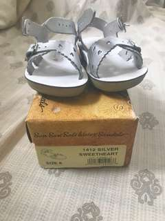 Saltwater Sandals Size 6 x Mini Melissa