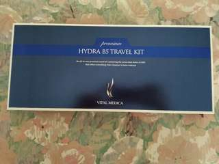 A.H.C - Premium Hydra B5 Travel Kit