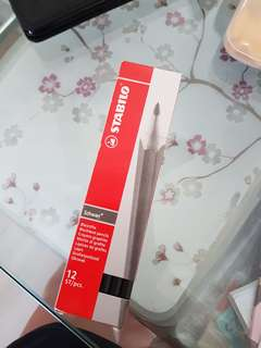 Stabilo Schwan 2B pencils