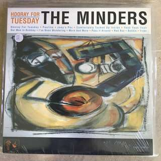 Vinyl records - The Minders - 1998 Elephant Six recordings