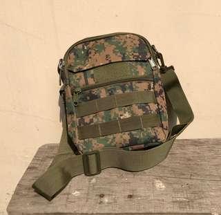 Tas selempang Army style - murah !