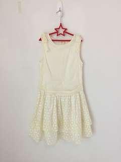 🚚 法式花朵洋裝