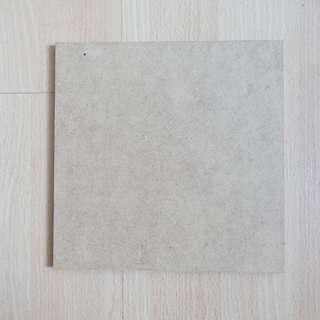 MDF board + PVC sheet