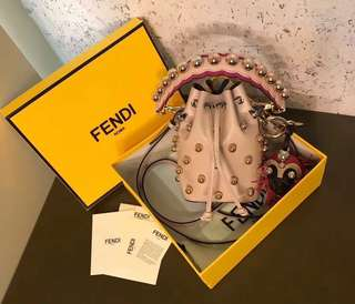 Fendi Mini Bucket Bag
