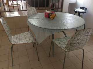Dining Chair (4 chairs)