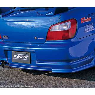 Subaru Impreza Version 8 C-West Bodykit