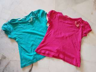 Terranova Girls T-Shirt (4-5yrs old)