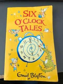 Enid Blyton - 6 o'clock tales