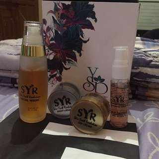 Paket platinum skin youth revolution (SYR)