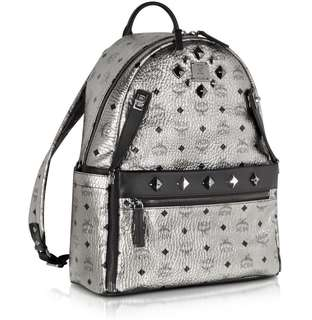 MCM Backpack medium dual stark version