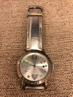 Lipsy Watch (Silver)