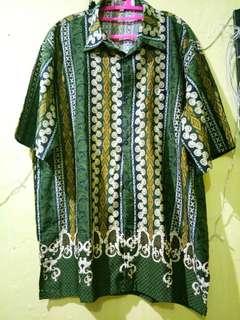 Batik Pria Bigsize