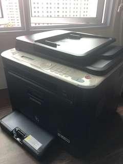 Samsung Colour Multifunction Laser Printer CLX-3185FW