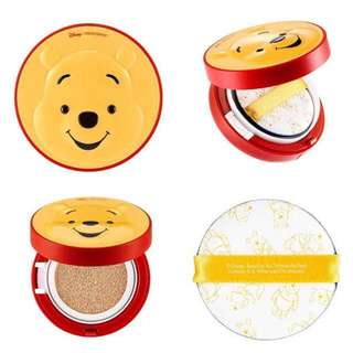 The Face Shop CC Cushion Winnie the Pooh Edition (COVER ONLY)