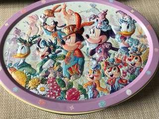 Tokyo Disney Resort 35th anniversary celebrations 珍藏鐵盒(內含燒菓子)