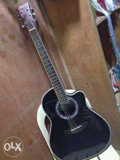 Carlos Acoustic Electric Guitar