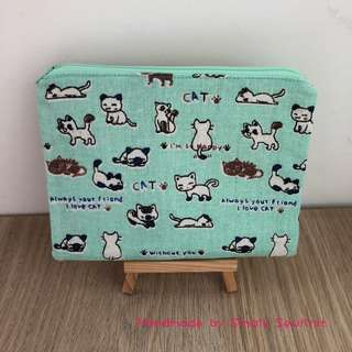 Kitty Cats Multi Purpose Pouch