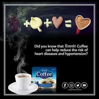 ROYALE COFFE BLEND